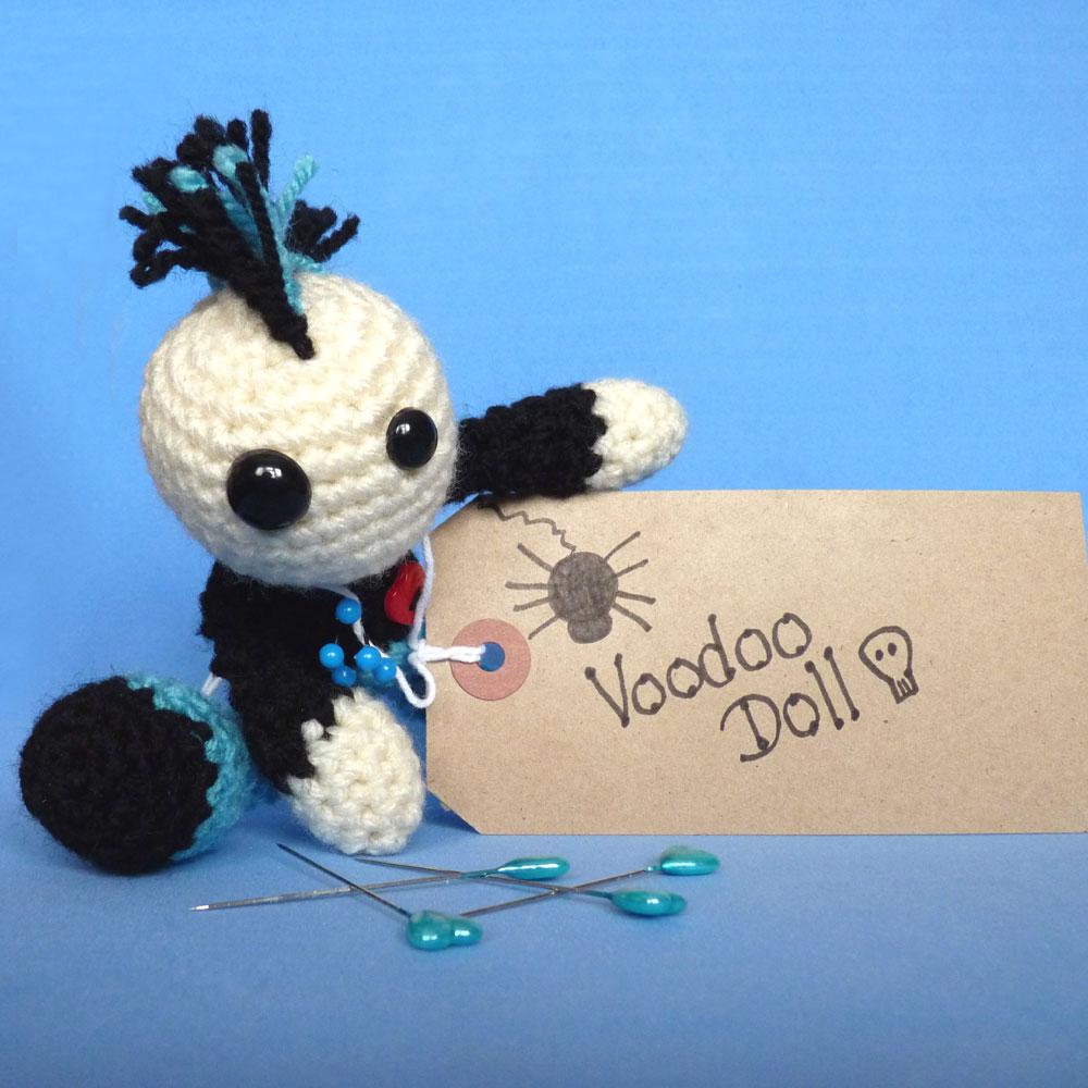 Amigurumi Voodoo Doll : Cute Designs UK - Amigurumi, Kawaii and Plush Love ...