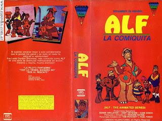 Dibujo Animado de ALF