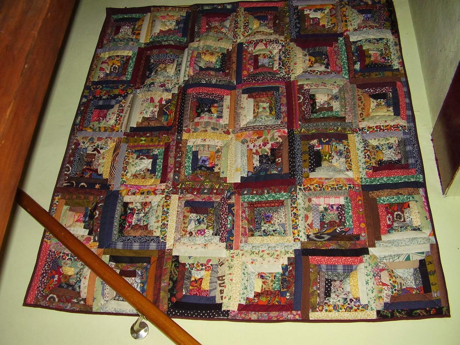 Mijn quilts vanaf 2001