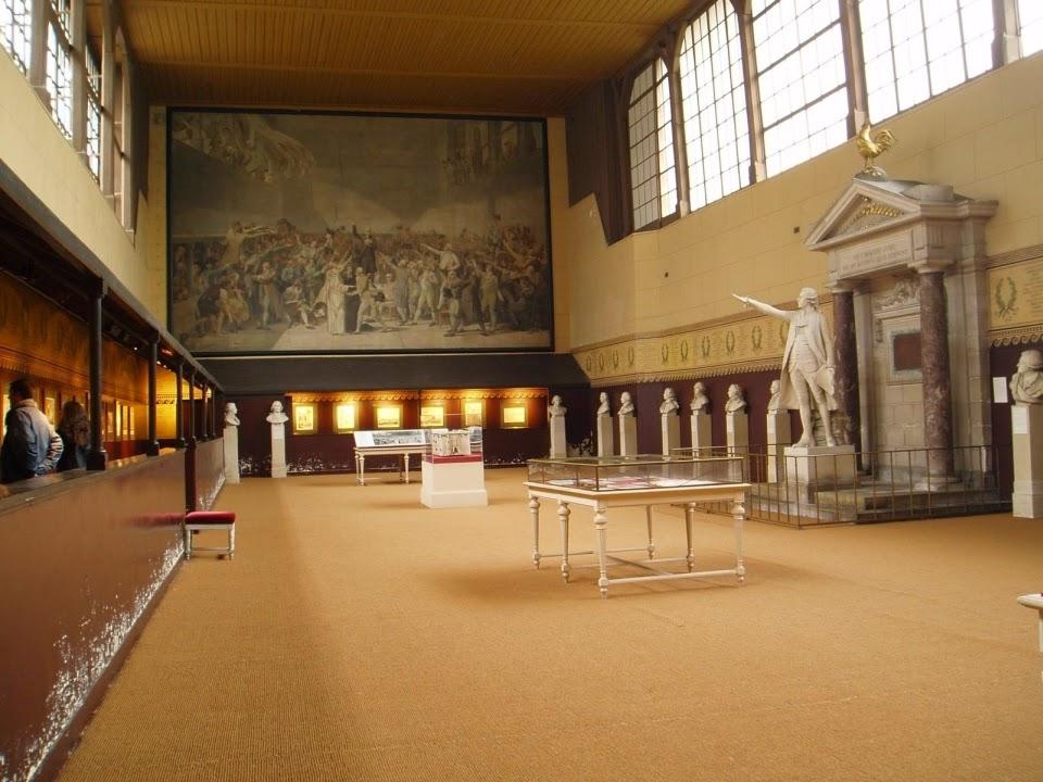 Salle du Jeu de Paume - Versailles
