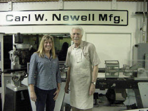 The History of Newell Reels