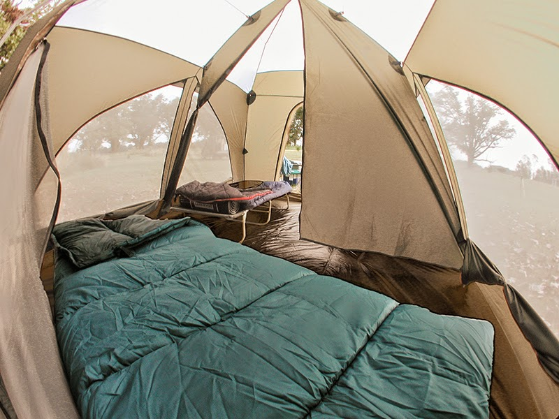 Eureka 39 Luxury 39 Titan And The Lodge Tents Review The