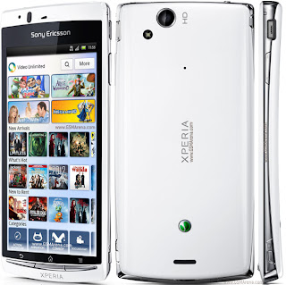 Sony Ericsson Xperia Arc-8
