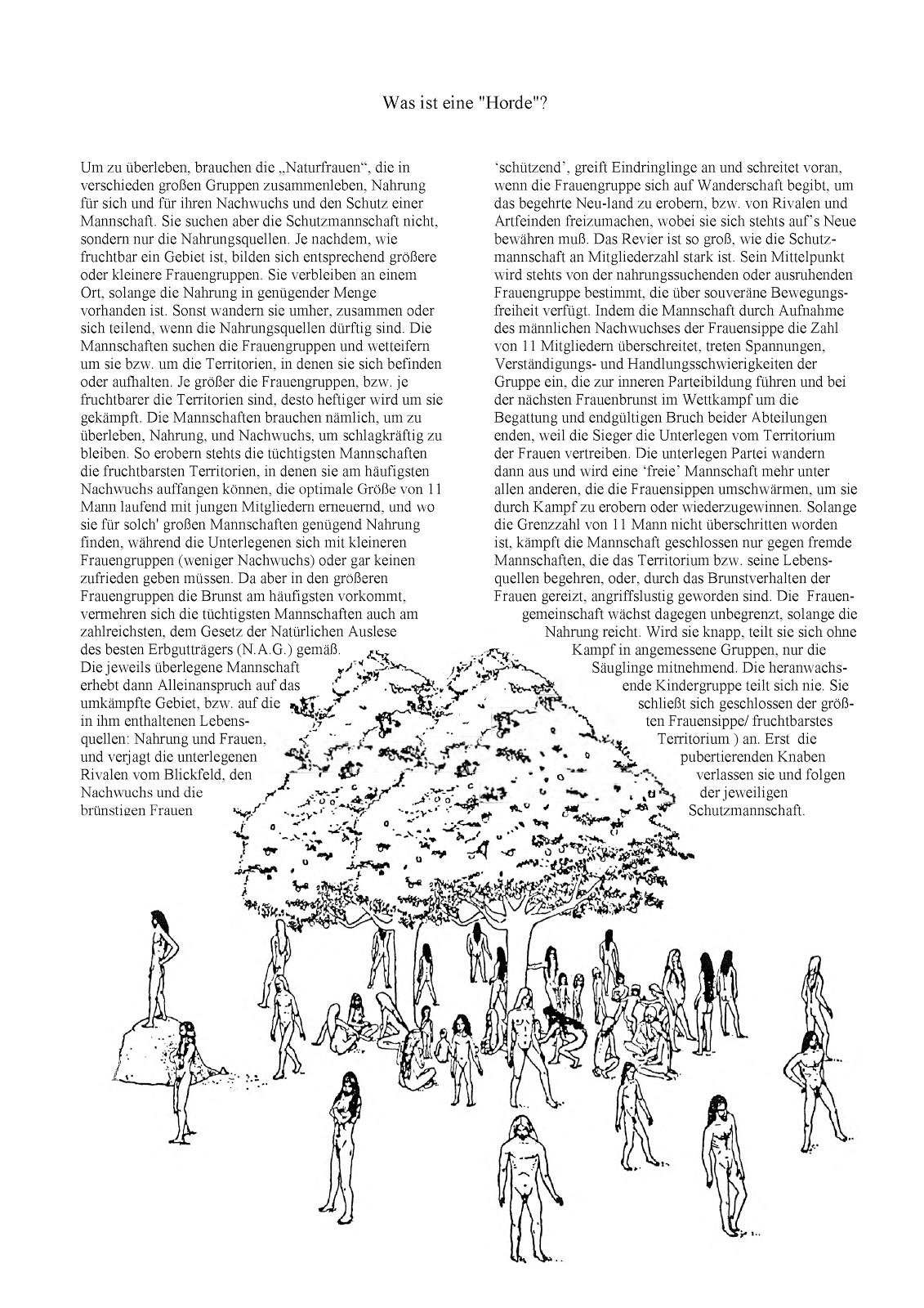 Das ethologische Hordenmodell
