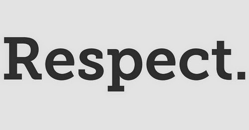 respect readers
