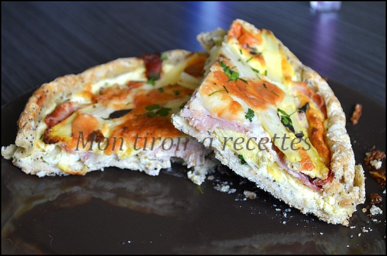 quiche bacon asperge