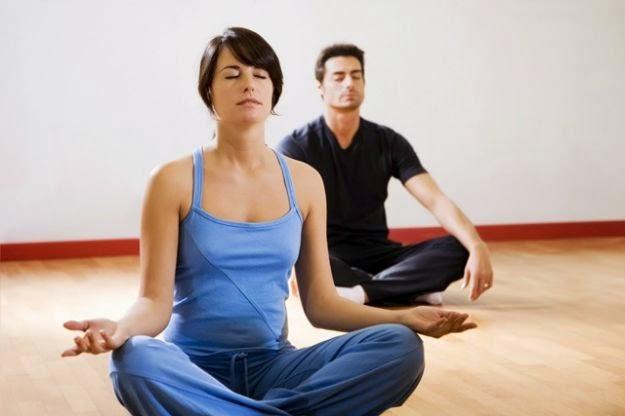 Hipertensión, combátela con Yoga
