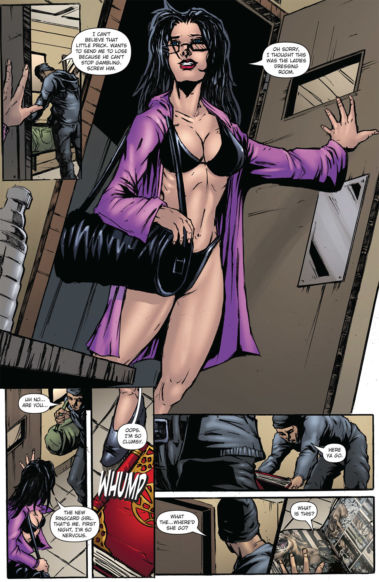 Grimm Fairy Tales (2005) Issue #38 #41 - English 10