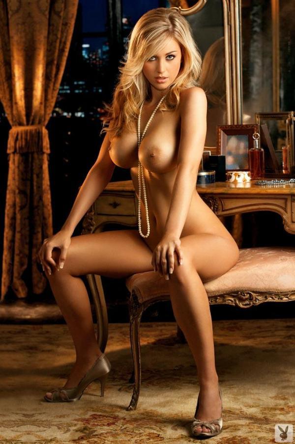 Regina Deutinger para Playboy Modelos Desnudas, Fotos