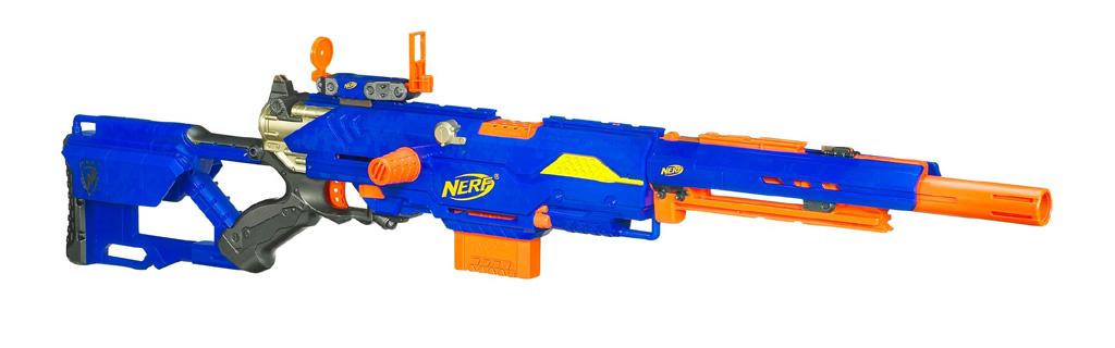 Outback Nerf: Nerf N-Strike 2010 New Releases