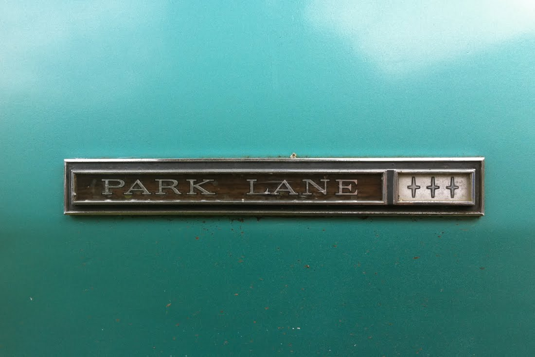 1967 Mercury Park Lane Convertible Parklane 410 428 Cu In Cid V8