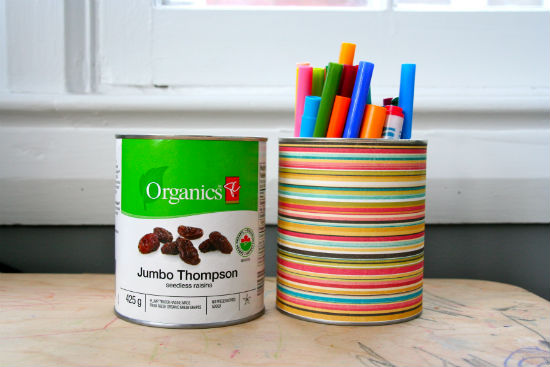 craft ideas for old tins