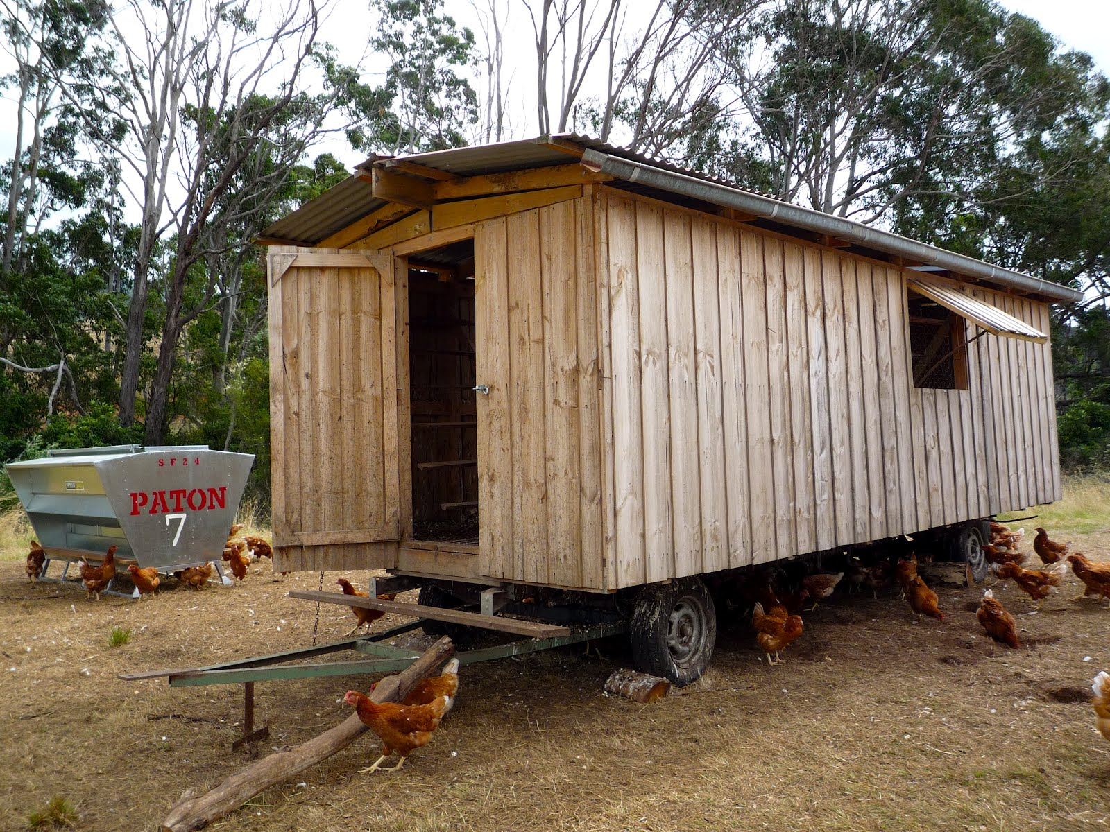 Donn tractor shed plans free 8x10x12x14x16x18x20x22x24 for How to build a tractor shed