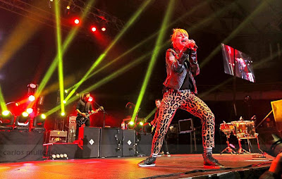 Paramore Chile 2013