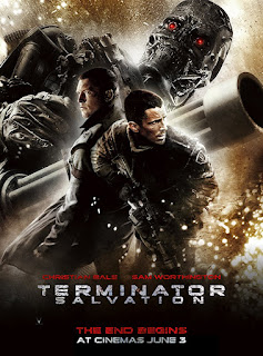 Terminator Salvation (2009) Hindi Dual Audio BluRay | 720p | 480p
