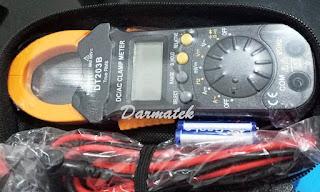 Jual Clamp Meter Masda DT-203B Tang Ampere AC / DC