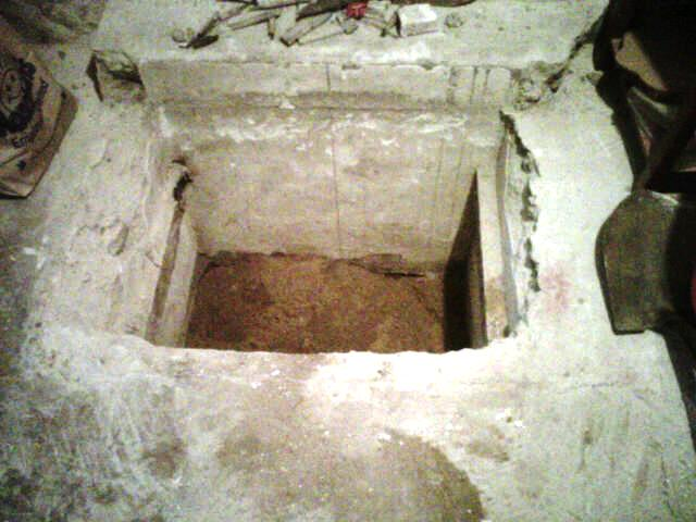 how to build a cold cellar