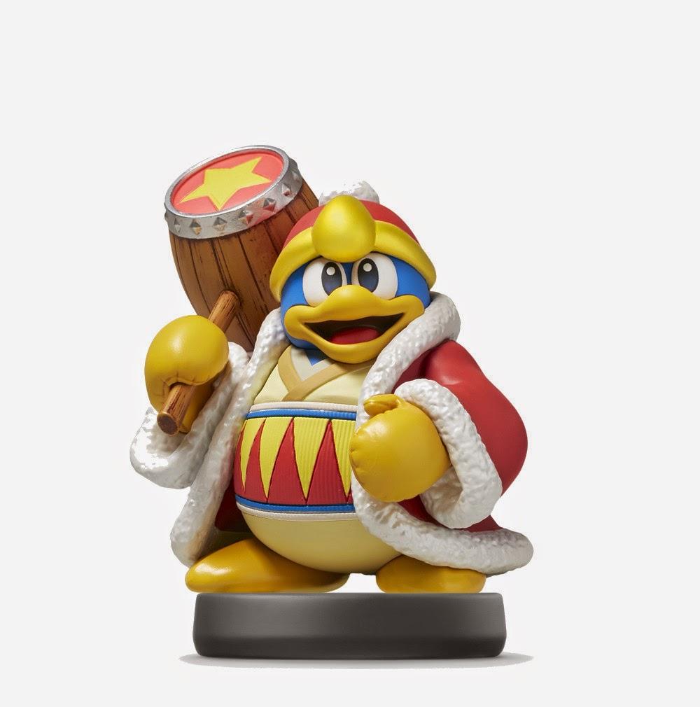 JUGUETES - NINTENDO Amiibo - 28 : Figura Ike : Rey Dedede   (20 febrero 2015) | Videojuegos | Muñeco | Super Smash Bros Collection  Plataforma : Wii U & Nintendo 3DS
