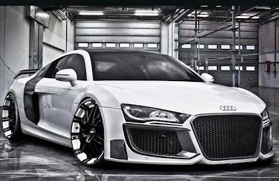 Modified Audi R8 Grandiose