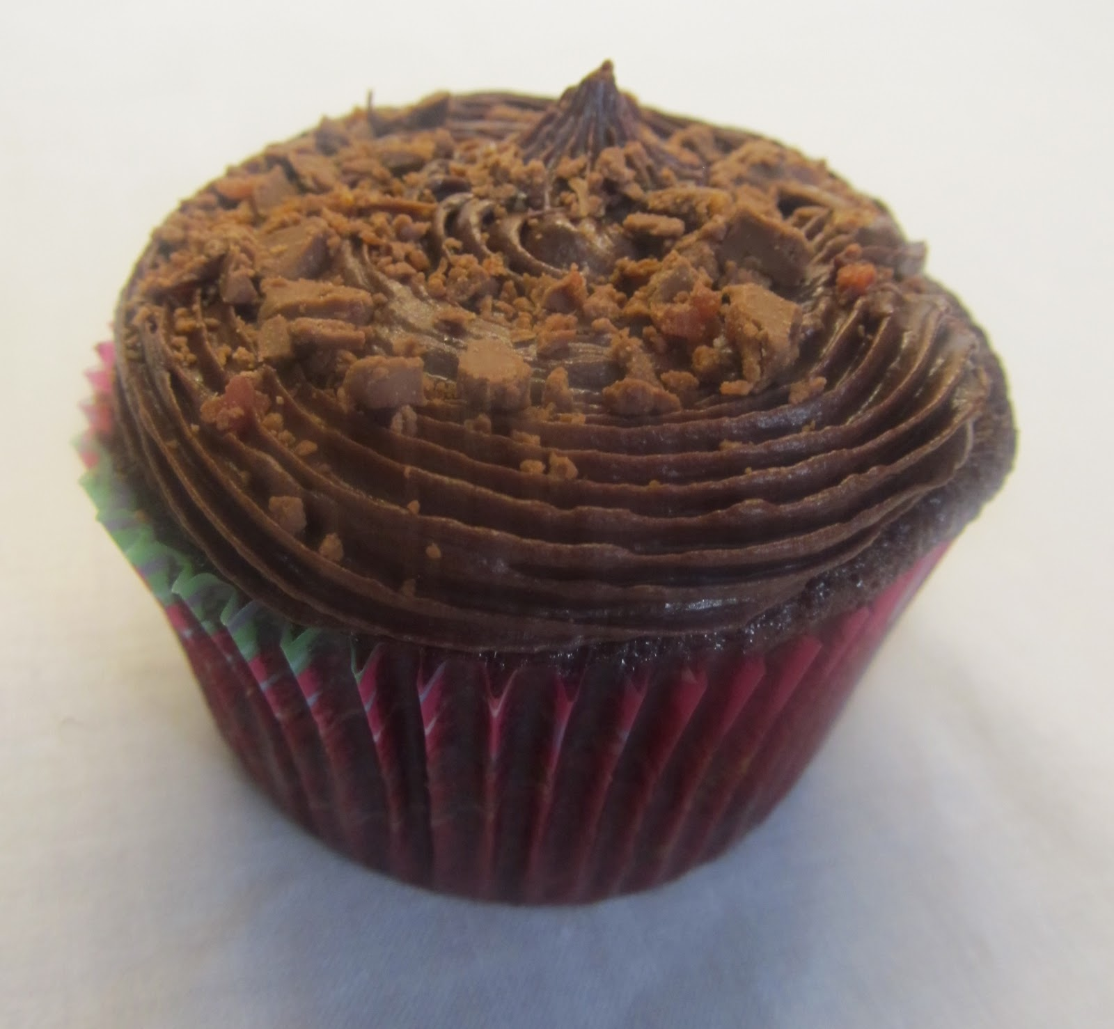 Chocolate Bacon (yes bacon) Cupcakes