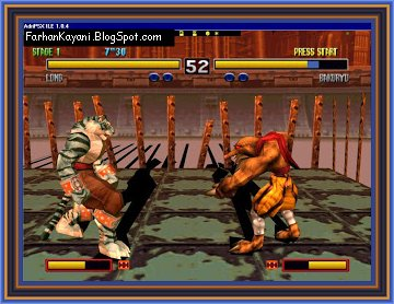 Bloody Roar 2 Free Download Screen Shot Number .4