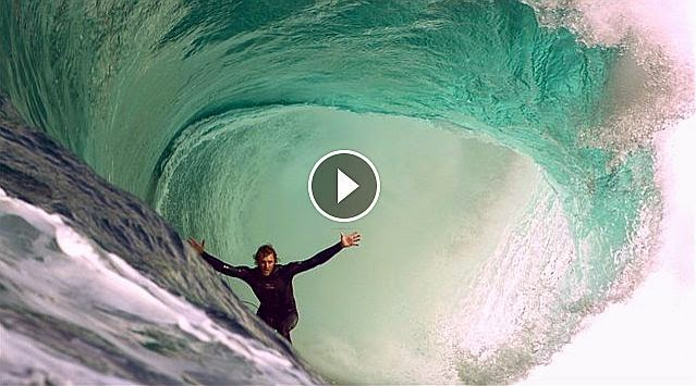 SURFING 1000 FRAMES PER SECOND