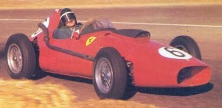 Formula 1 1958 Mike Hawthorn / Ferrari