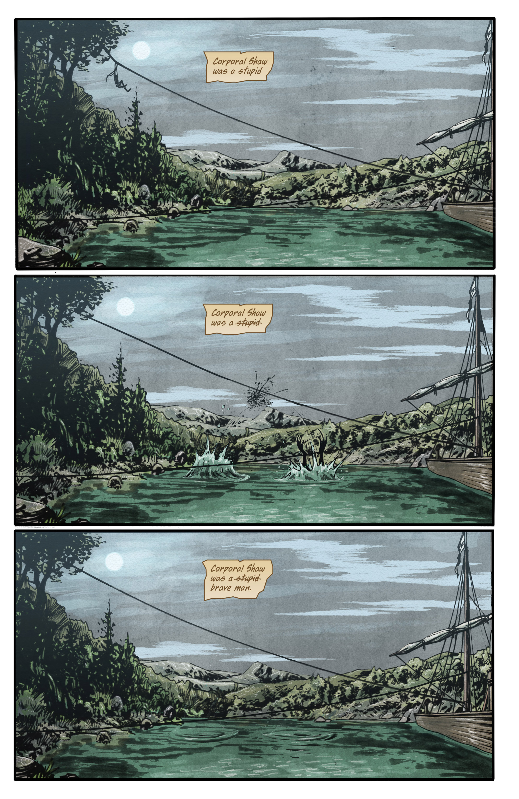 Manifest Destiny #_TPB_2 #42 - English 38