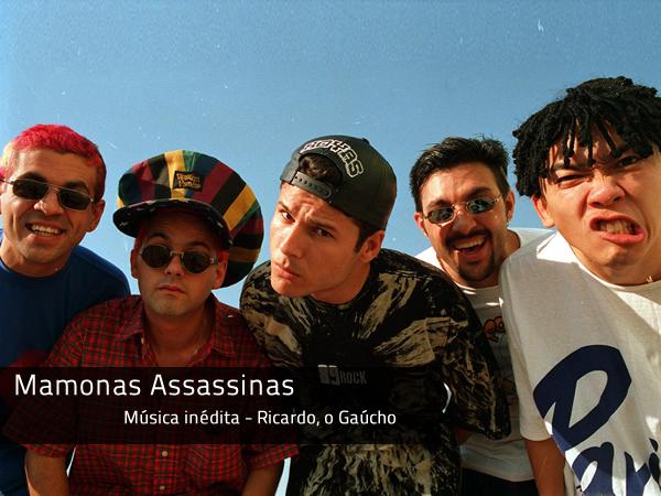 Mamonas Assassinas: Música inédita - Ricardo, o Gaúcho
