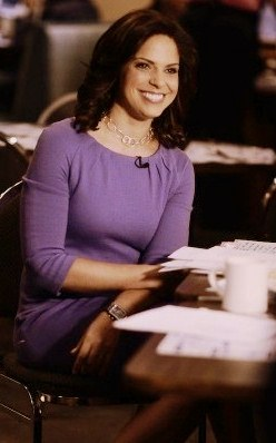 Ryan Lizza Bio >> Soledad O'Brien Unofficially: What is Soledad O'Brien paying attention to these days?