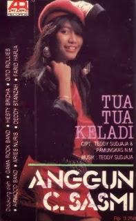 Anggun C Sasmi - Tua Tua Keladi