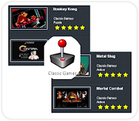 Google Chrome Classic Games