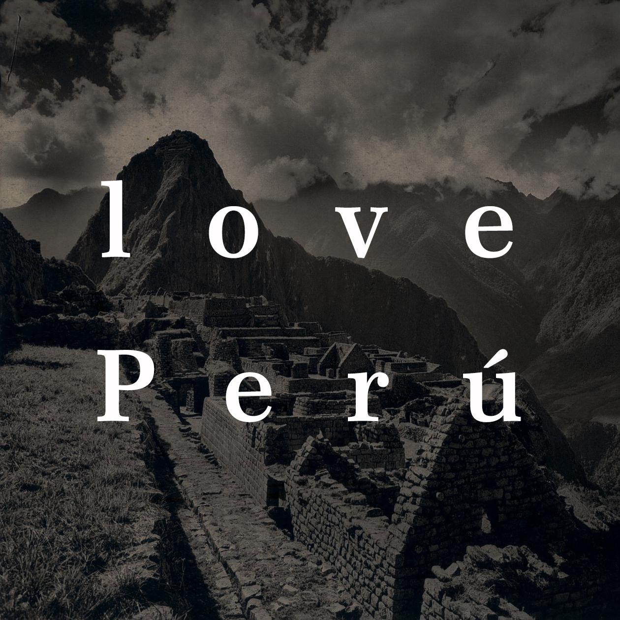 LOVE PERÚ