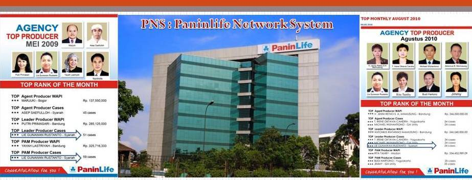 Paninlife Network System