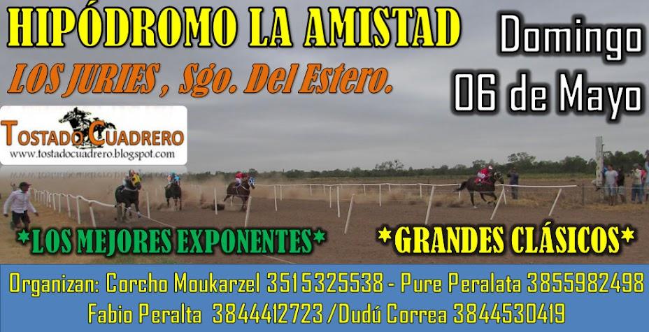 LA AMISTAD 6 DE MAYO