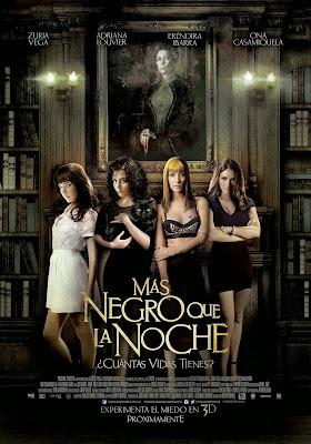 Más negro que la noche (2014) [Latino]