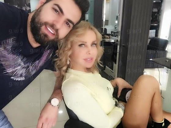 صور رولا سعد مع صديقها بالهوت شورت تشعل الفيس بوك