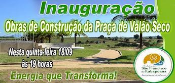 EM VALÃO SECO SÃO FRANCISCO DE ITABAPOANA RJ