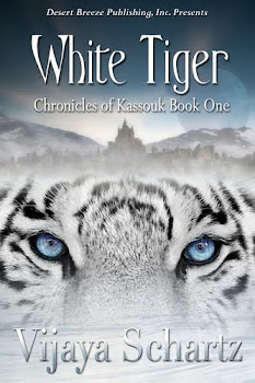 White Tiger - Chronicles of Kassouk