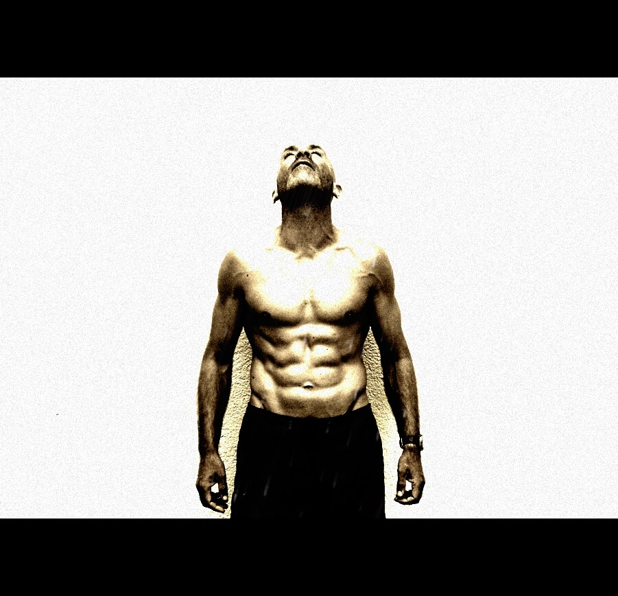 start bodyweight training: weights vs bodyweight exercises, Muscles