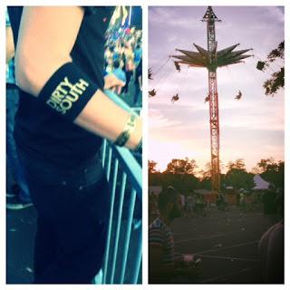 Instagram snaps, EDC festival, EDC NYC New York, Electric Daisy festival music, music festivals New York City