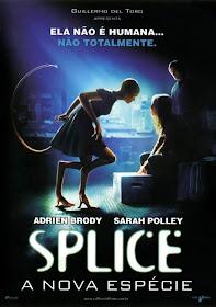 Splice – A Nova Espécie Dublado  (2011)