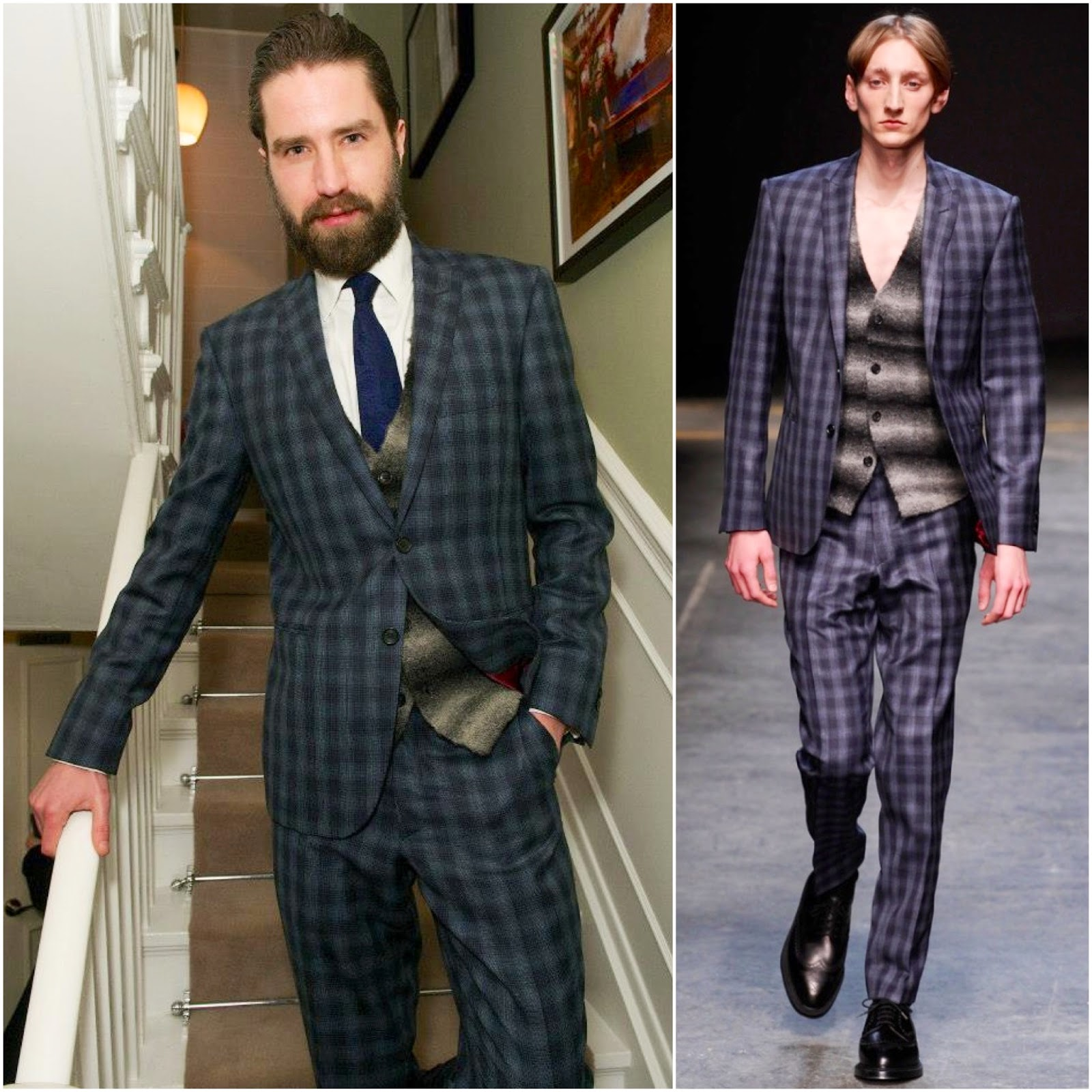 Jack Guinness in Casely-Hayford - MATCHESFASHION.COM and GQ Style Cocktail Party