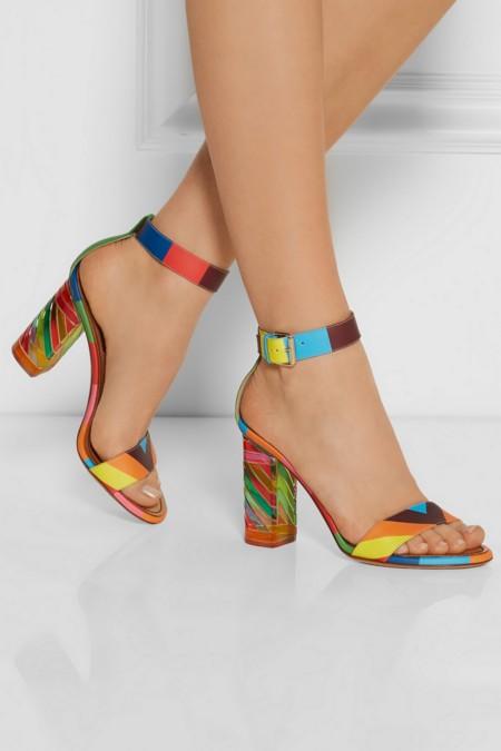 Look de las sandalias