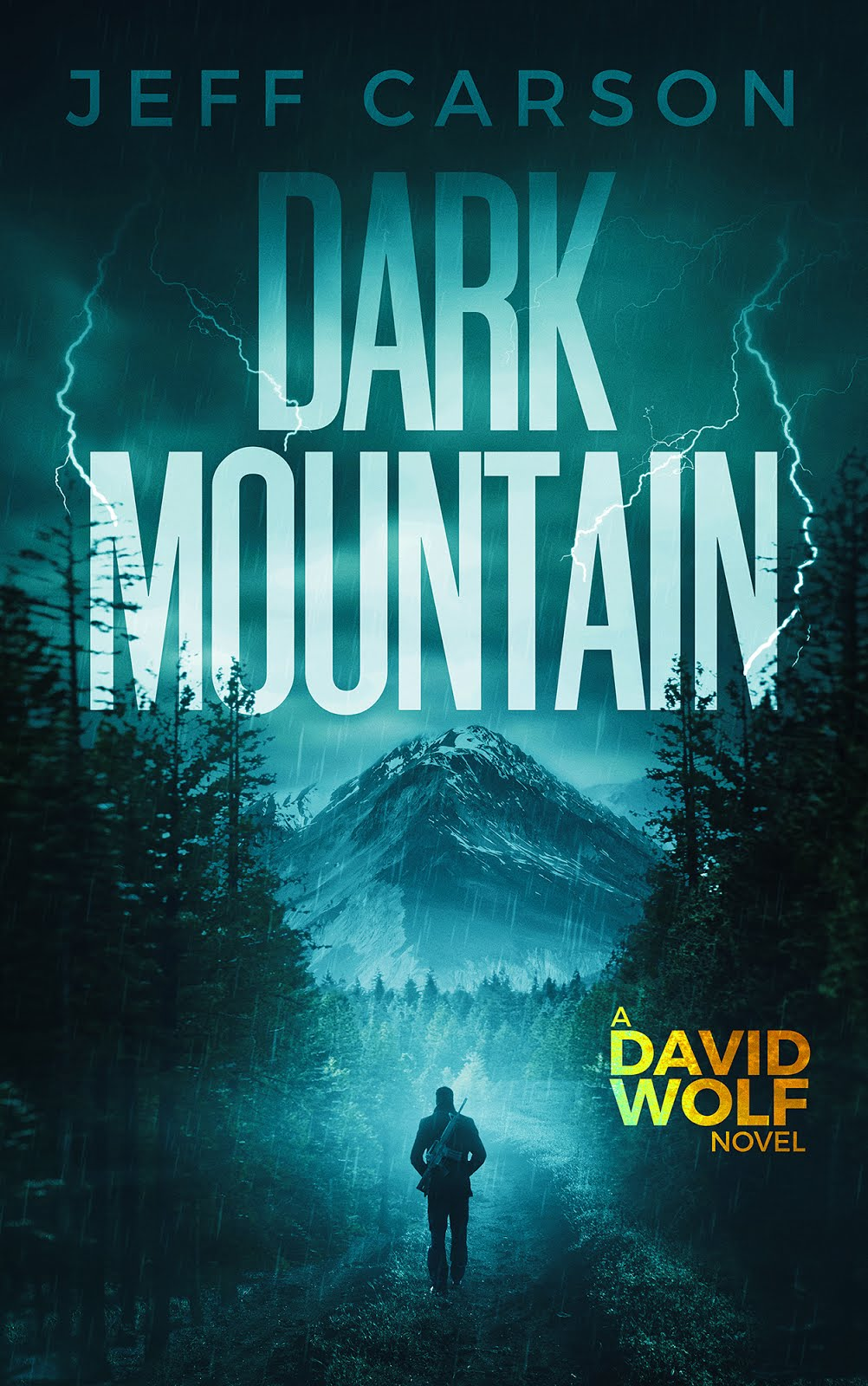 DARK MOUNTAIN (David Wolf Book 10)