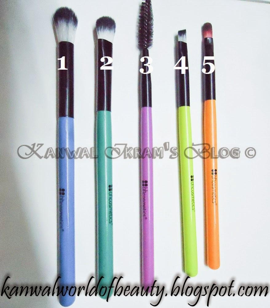BH-Cosmetics  Brush Set