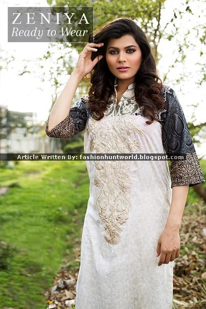 Zeniya R2W Lawn Dresses