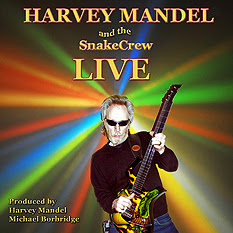 Harvey Mandel and the SnakeCrew - Live