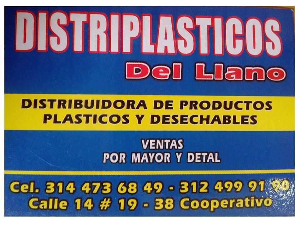 Plásticos y desechables