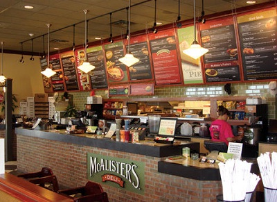 Tellmcalisters.com: Tell McAlister your feedback in customer survey